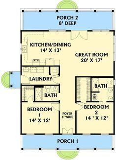 plano-de-casa-de-dos-dormitorios