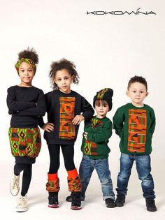 Cute African Fashion for kids Pagne et foulard enfants Pagne enfant Fille pagne Wax Ankara African child African girl African princesse Petite fille Curly hair African Little girl African Inspired Fashion, African Print Fashion, Africa Fashion, African Attire, African Wear, African Dress, African Style, African Babies, African Children