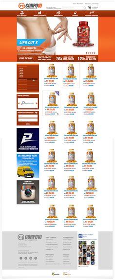 layout personalizado corpo10 principal Layout Personalizado: Corpo 10 Suplementos