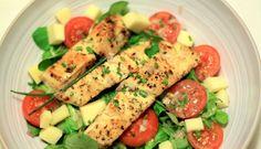 Ensalada Refrescante de Pollo | Cocina Para Emancipados