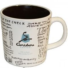 Caribou Coffee Merchandise: Mugs,K-Cups, and Collectibles I Love Coffee, Coffee Time, Coffee Cups, Caribou Coffee, Reclaimed Wood Coffee Table, Frozen Drinks, K Cups, Christmas Mugs, Coffee Recipes