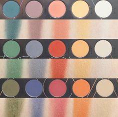 Zoeva Matte Spectrum Palette | Review, Photos & Swatches