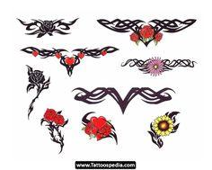 Tribal Tattoos For Women 15