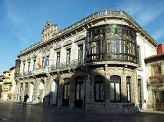 Resultado de imagen de palacio de valdecarzana oviedo