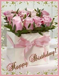 Happy birthday to you my dear friend. I ask God to give you Faith, Hope, Strength, Healthy life..God bless you and have a great day.your friend Marie-Ange