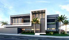 Luxury Homes - Charleston Facade Design, Exterior Design, Modern Architecture House, Architecture Design, Building Design, Building A House, Living Haus, Modern Villa Design, House Front Design