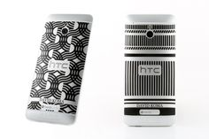 HTC One Mini limited edition handsets by David Koma