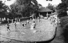 Knaresborough, Children's Pool, Moat Gardens from Francis Frith Close To Home, Old Photos, Dolores Park, Gardens, Pictures, Travel, Old Pictures, Photos, Viajes