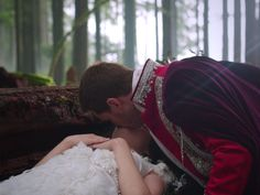 Snow White and Charming #snowing #onceuponatime