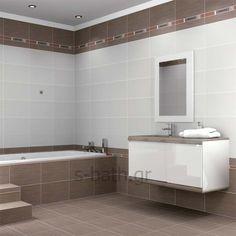 RAK CERAMICS SPECTRA - Πλακάκια μπάνιου 25x40
