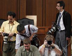 10 Most Stressful Jobs 2012 Photojournalist Stress Score: 47.09 Average Income: $40,000