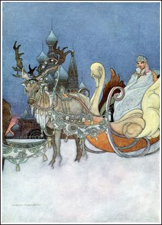 Charles Robinson (1870–1937) was a prolific British book illustrator.