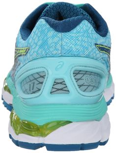 ASICS Womens Gelnimbus 17 Liteshow Running Shoe Aqua Splash/Silver/Flash Yellow 5 M US * You can find out more details at the link of the image. (This is an affiliate link) Running Equipment, Asics Women, Running Shoes, Aqua, Yellow, Link, Sneakers, Silver, Image