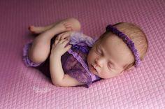 AGNES ROMPER Newborn Romper Newborn Photo Prop Lace Romper
