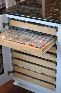 Creations By Christie. Bead StorageCraft ... & CRAFTY STORAGE: Alex - from IKEA - the most used craft storage unit ...