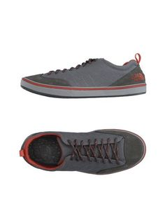 dikke The north face 11198722MV low-tops sneakers (grijs)