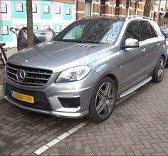 Mercedes ML AMG Mercedes Ml Amg, Make Photo, Luxury Cars, Holland, Bmw, Instagram Posts, Fancy Cars, The Nederlands, The Netherlands
