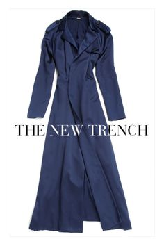 Get on board with this year's new trench coats!