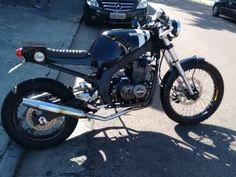 Conheça a oficina de customização King of Dreams Motorcycles - MOTO.com.br Honda Cb, Gs500, Motorcycle, Vehicles, Sportbikes, Motorcycles, Car, Motorbikes, Choppers