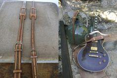 Correas para guitarra. #correas #guitarra #cuero #leather
