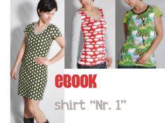 eBOOK # 50 ✪  Shirt Nr. 1 ✪ Kleid