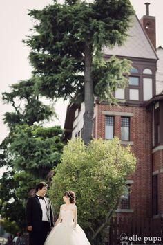 神戸でのロケーション前撮り at 北野異人館編 |*ウェディングフォト elle pupa blog*|Ameba (アメーバ)