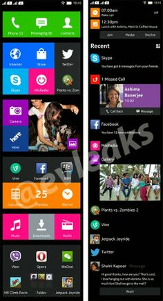 Now a screenshot of the Nokia Android UI is appeared, when can we expect the Nokia Normandy Release?