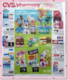 cvs ad for 03/29 - 04/04!  view it here: http://www.iheartcvs.com/2015/03/0329-0404.html