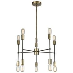 You'll love the Cheetham 10-Light Sputnik Chandelier at AllModern - With Great Deals on modern Lighting products and Free Shipping on most stuff, even the big stuff.