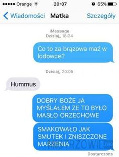 Funny Sms, Funny Messages, Wtf Funny, Hahaha Hahaha, Polish Memes, Keep Smiling, Reaction Pictures, Best Memes, Just Love
