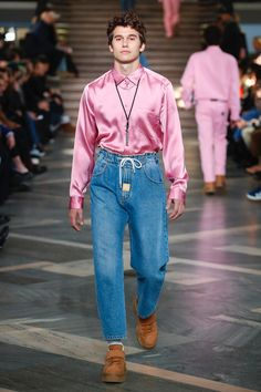 MSGM | Menswear - Autumn 2018 | Look 17