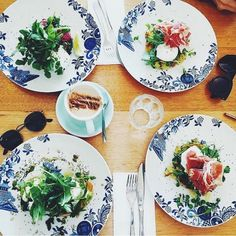 Breakfast places in Perth