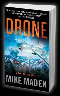 Mike Maden   DRONE is EXCELLENT! On to Blue Warrior