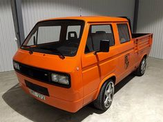 Volkswagen Pick-up 112hk Dubbelhytt