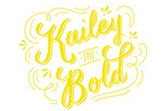 KAILEY THE BOLD BY MOLLY JACQUES ERICKSON