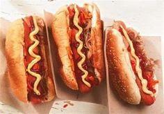 Σπιτικό hot dog Hot Dogs, Ethnic Recipes, Food, Meals, Yemek, Eten