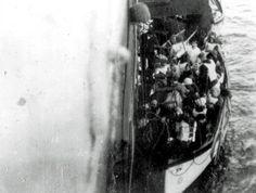 vintage everyday: Rare Photographs of Titanic Survivors in 1912