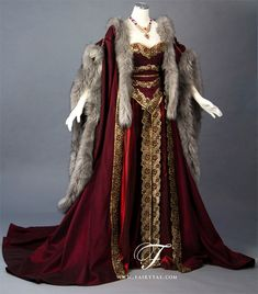 Fashion Tips For Women Indian Pretty Outfits, Pretty Dresses, Beautiful Dresses, Cool Outfits, Fantasy Gowns, Fantasy Clothes, Medieval Dress, Medieval Fashion, Character Outfits
