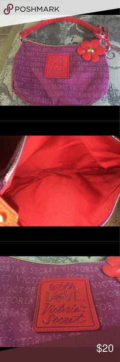 Victoria's Secret Handbag Purse Excellent condition, SFPF home, ships fast with tracking Victoria's Secret Bags Shoulder Bags