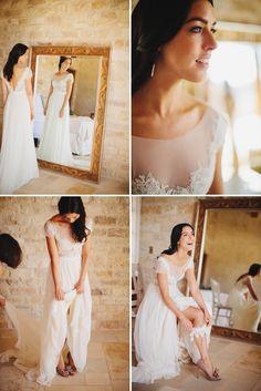 http://matthewmorgan.net/blog/sunstone-winery-villa-wedding/  That dress is lovely!