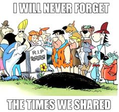 So true. Nothing like the old Cartoon Network