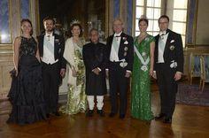 LUNCH 12.6.2015 Sweden FAMILY Kings Castle STOCKHOLM. PIC Jan Henrikson. Iltalehti.fi Iltasanomat.fi