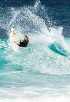 Dane Reynolds with a wild whip.