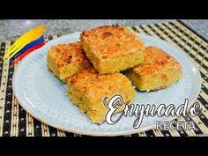 ENYUCADO - POSTRE COLOMBIANO - RECETA - CAPITULO # 27 - CHEF JEISON RODRIGUEZ - YouTube Colombian Desserts, Colombian Food, Chefs, Deli, Vegan Recipes, Vegan Food, Cornbread, Recipies, Cheesecake