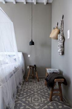 San Giorgio | Our hotel room - STIL inspiration - Love this floor!