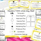 How to help your little readers learn that reading is THINKING!  This package includes: * A key with THINK symbols * Posters for each THINK symbol ...