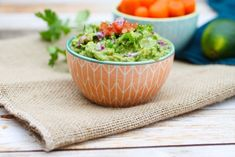 Classic Guacamole | Anya's Eats