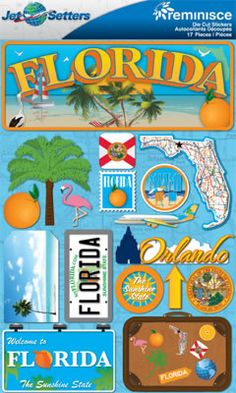 Florida - Come visit the Sunshine State. Start planning your vacation-holiday at www.MustDo.com