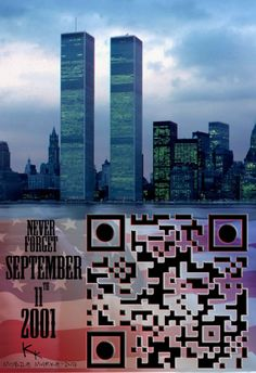 September 11th, 2001. Will never forget.