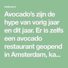 Avocado's zijn de hype van vorig jaar en dit jaar. Er is zelfs een avocado restaurant geopend in Amsterdam, kan het nog gekker? Maar avocado's staan er ook om bekend dat ze vrij duur zijn.. Maar wat nou als je ze lekker zelf kweekt voortaan? Veel lekkerder, leuker en goedkoper! Pure winst toch? WAT HEB …